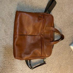 Unisex Fossil Laptop/Work Bag